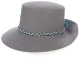 Yosuzi Asema fur-felt hat