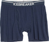 Icebreaker Men's Anatomica Relaxed Boxers w/ Fly