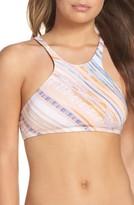 Dolce Vita Women's High Neck Bikini Top