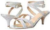 Badgley Mischka Newton (Iridescent) Women's Shoes