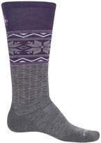 Smartwool PhD Slopestyle Medium Wenke Socks - Merino Wool, Over the Calf (For Men and Women)