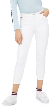 Tommy Jeans Cropped Skinny Jeans