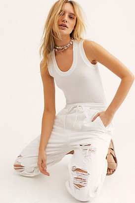 Free People U-Neck Tank by Intimately at