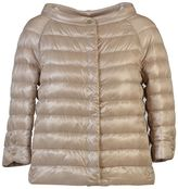 Herno Cropped Goose Down Jacket