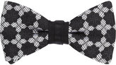 Duchamp Men's Medallion Silk Jacquard Bow Tie