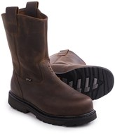 Timberland Pit Boss Wellington Work Boots - Leather, Steel Toe (For Men)
