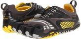 Vibram FiveFingers KMD Sport LS (Grey/Yellow/Black) - Footwear