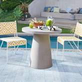 west elm Pedestal Outdoor Bistro Table