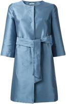 P.A.R.O.S.H. 'Pulp' coat - women - Polyester/Silk - L