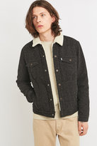 Levi's Type 3 Black Nep Sherpa Jacket