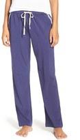 Lucky Brand Women's Cotton Blend Lounge Pants