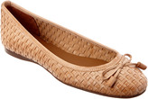 French Sole Taylor Leather Flat