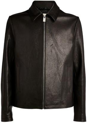 Alyx Leather Leone Jacket