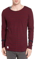 NATIVE YOUTH Men's Birling Stripe T-Shirt