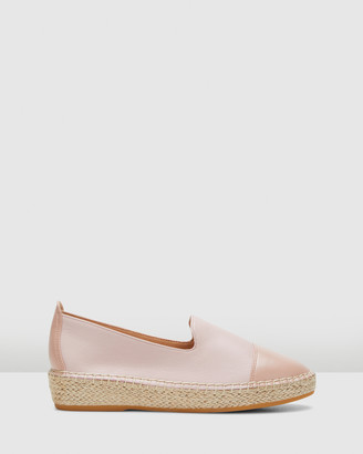 Hush Puppies Women's Pink Espadrilles - Banu - Size One Size, 5 at The Iconic