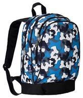 Wildkin Camo Kids Sidekick Backpack - Blue