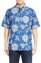 Reyn Spooner Men's Nanea Pullover Sport Shirt