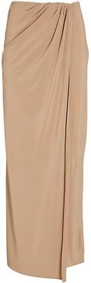Andamane Gabrielle Jersey Maxi Wrap Skirt