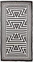 Theodora & Callum Women's Zuma Scarf, Black/Multi