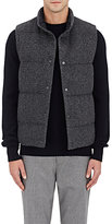 Vince MEN'S DOWN CHANNEL-QUILTED VEST