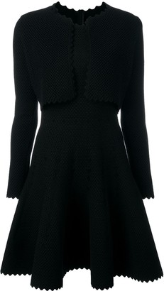 Bolero Flared Dress