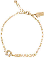 Kate Spade Kiss a prince dreamboat bracelet