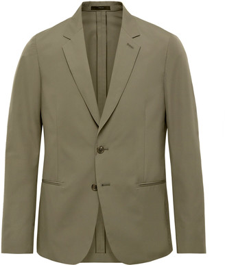 Paul Smith Soho Slim-Fit Cotton Suit Jacket