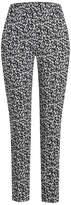 HUGO Hilbi Printed Cotton Pants