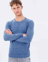Scotch & Soda Classic Crew-Neck Pullover in Lambswool