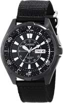Casio Men's AMW110-1AV Classic Analog Nylon Strap Watch