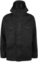Maharishi Enforcer Black Water-resistant Jacket