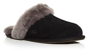 UGG Women's Scuffette Shearling Slide Slippers