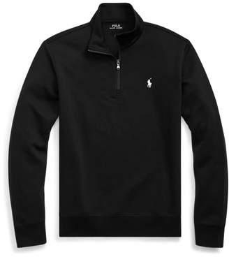 Ralph Lauren Double-Knit Pullover