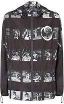Marcelo Burlon Boxing Print Jacket