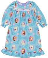"Disney Frozen Little Girls' Toddler ""Sister Frames"" Nightgown"