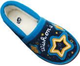 Acorn Children's Glow Star - Star Cadet Cozy Italian Plush Slippers