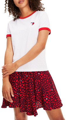 Tommy Jeans Retro Heart Flag T-Shirt