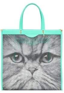 Anya Hindmarch Cat Mesh Tote