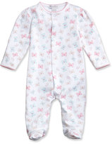 Kissy Kissy Owfully Cute Printed Footie Pajamas, Pink, Size Newborn-9 Months