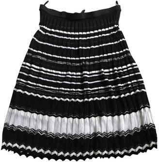 Missoni Black Skirt for Women Vintage