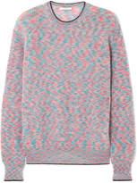 Christopher Kane Mohair-blend Sweater - Light blue