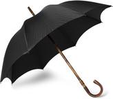 Kingsman + Swaine Adeney Brigg Chestnut Wood-Handle Umbrella