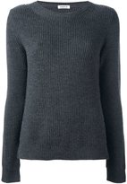 P.A.R.O.S.H. ribbed long sleeve sweater
