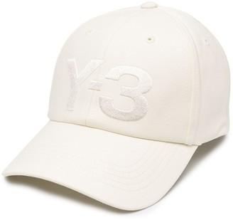 Y-3 Cotton Logo Cap