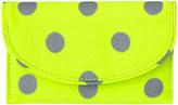 Cath Kidston Button Spot Folded Curve Wallet