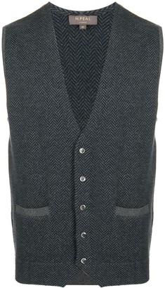 N.Peal V-neck cardigan