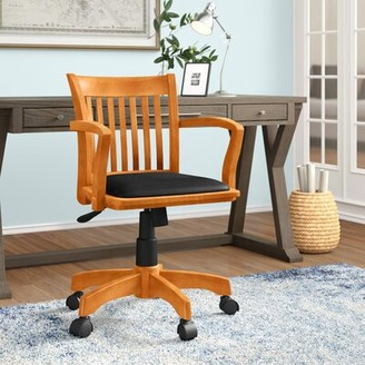 Wood Office Chair Shop The World S Largest Collection Of Fashion Shopstyle