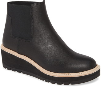 Eileen Fisher Wedge Chelsea Boot