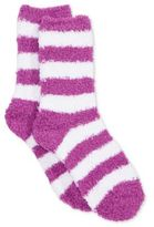 Charter Club Women's Striped Butter Socks, Only at Macy's