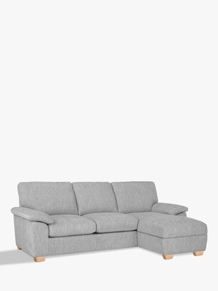 John Lewis & Partners Camden 5+ Seater RHF Storage Chaise End Sofa Bed